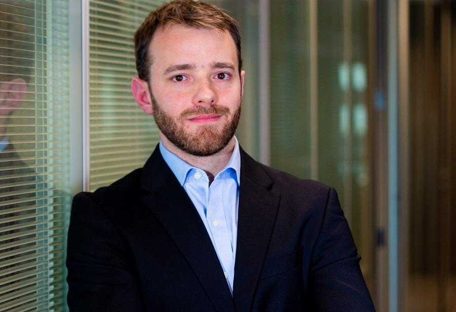Ricardo Green Sommer, diretor de Gestão de Recursos de Terceiros. Por, Emma Denauí