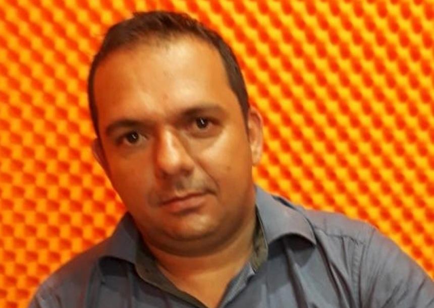 Vereador Carrerinha, eleito pelo PSD. É o seu primeiro mandato. Foto: Arquivo Band FM